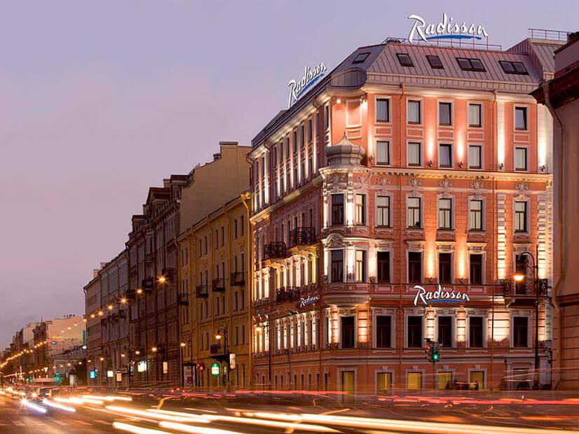 Питерские отели: обзор и отзывы