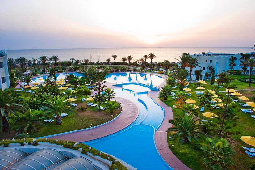 «ЛТИ-Махдия Бич»: обзор тунисского отеля и отзывы