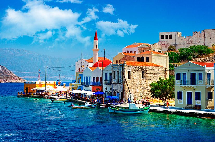 Путевки в Грецию: где купить и какой курорт предпочесть?