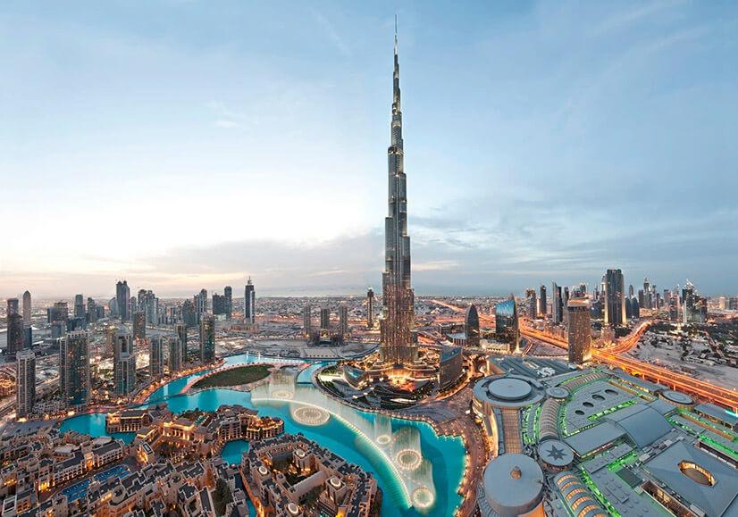Восточная сказка в Дубае: что посмотреть из достопримечательностей?