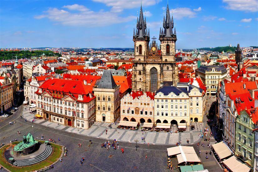 Поездка в Прагу организованным туром или самостоятельно