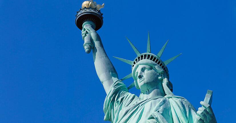 Statue of Liberty: символ свободной Америки