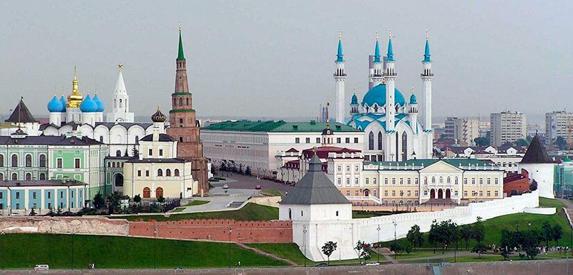 Что посмотреть в Казани и окрестностях?