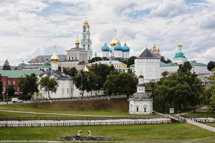 Сергиев Посад: история и достопримечательности города