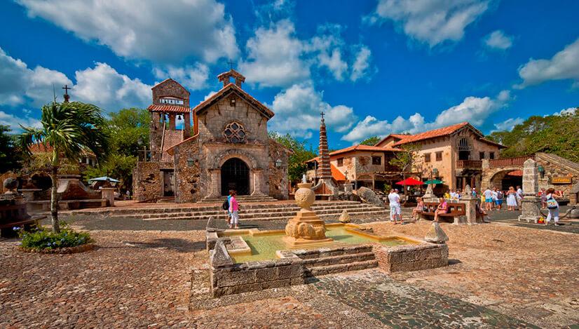 Достопримечательности в Доминикане