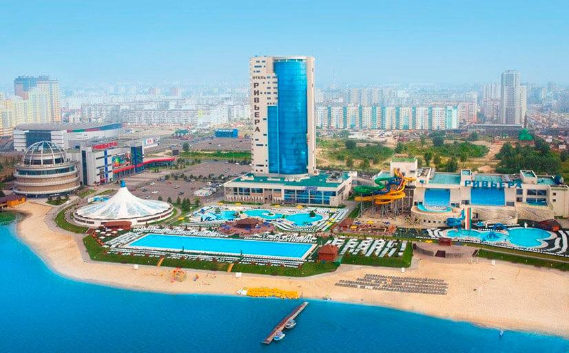 Два замечательных казанских аквапарка: какой предпочесть?