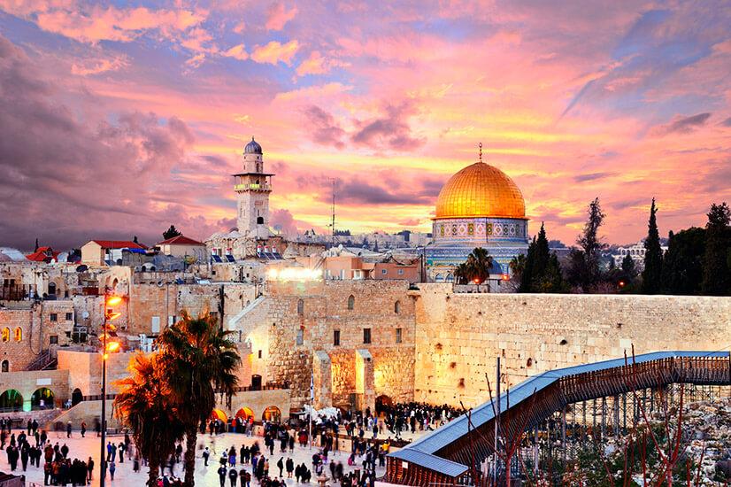Отдых в Израиле: моря, экскурсии, лечение