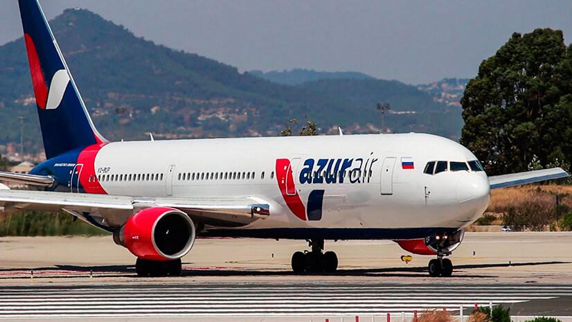 Azur Air: отзывы об авиакомпании и особенности работы