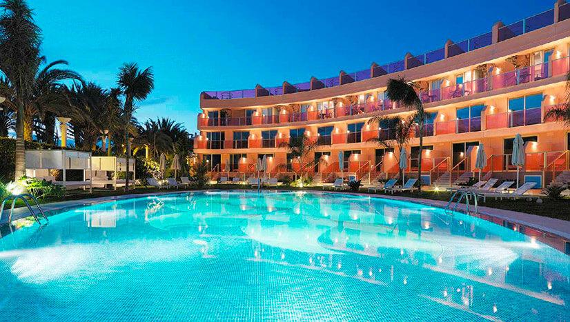 Топ-5 лучших отелей в Тенерифе