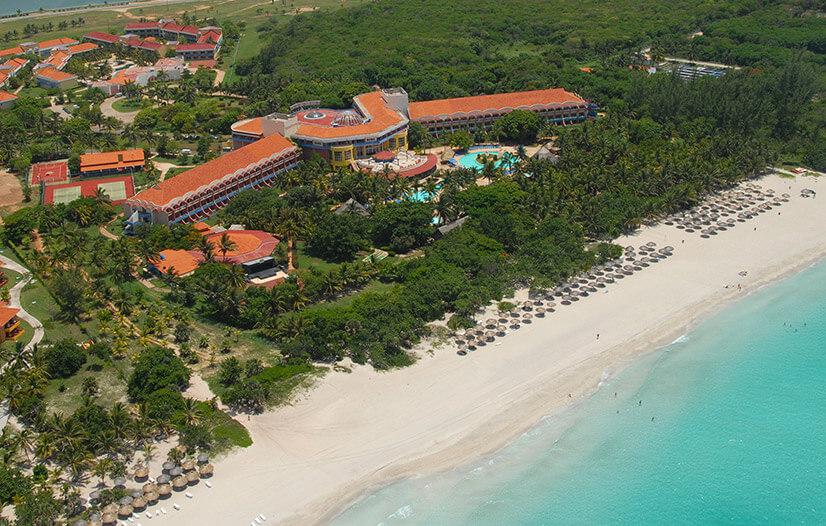 Кубинский отель Cubanacan brisas del caribe: особенности отдыха и отзывы
