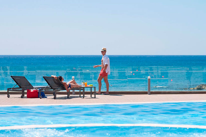 Отель Royal Apollonia Beach 5 (Кипр)