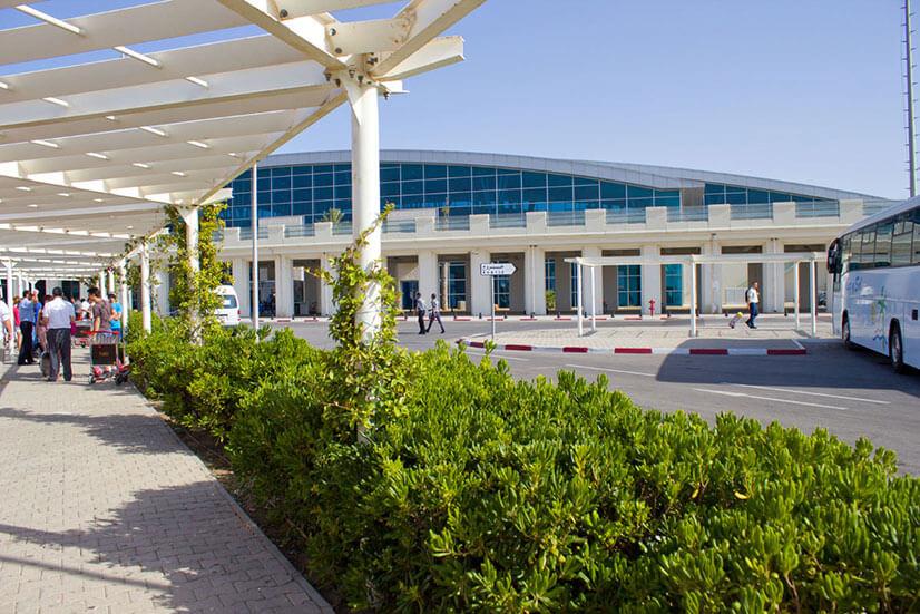 "Новый тунисский аэропорт ""Энфида"""