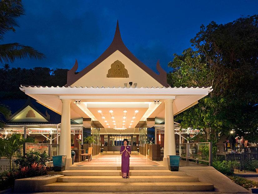 Отель All Seasons Naiharn на Пхукете