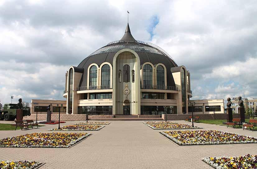 Тульский музей оружия: история и наши дни