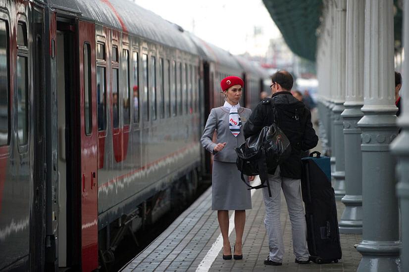 На поезде из Москвы в Ниццу