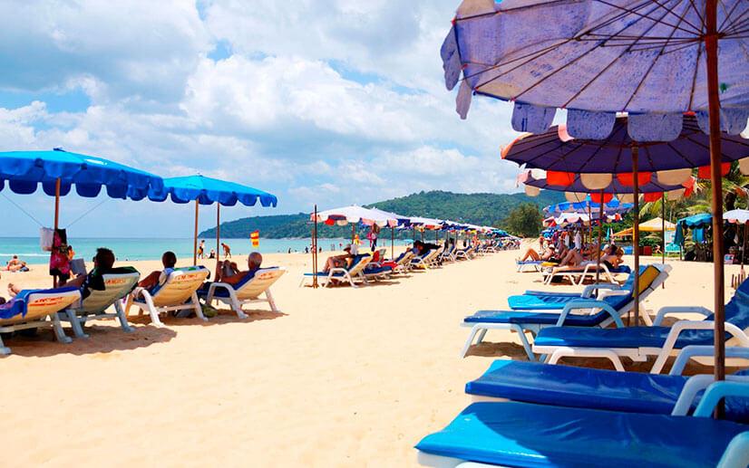 Карон Бич на Пхукете: обзор пляжа и отзывы туристов