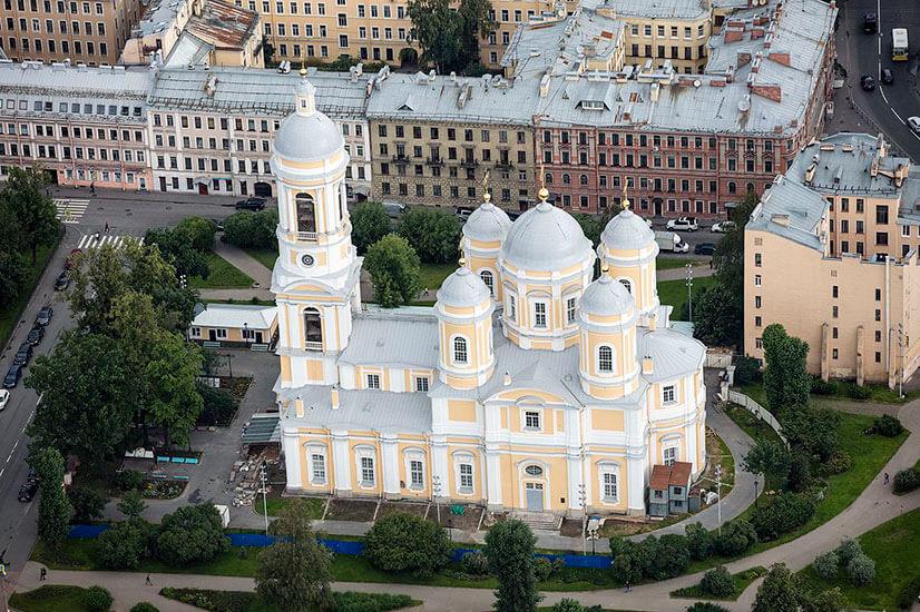 Князь-Владимирский собор в Питере