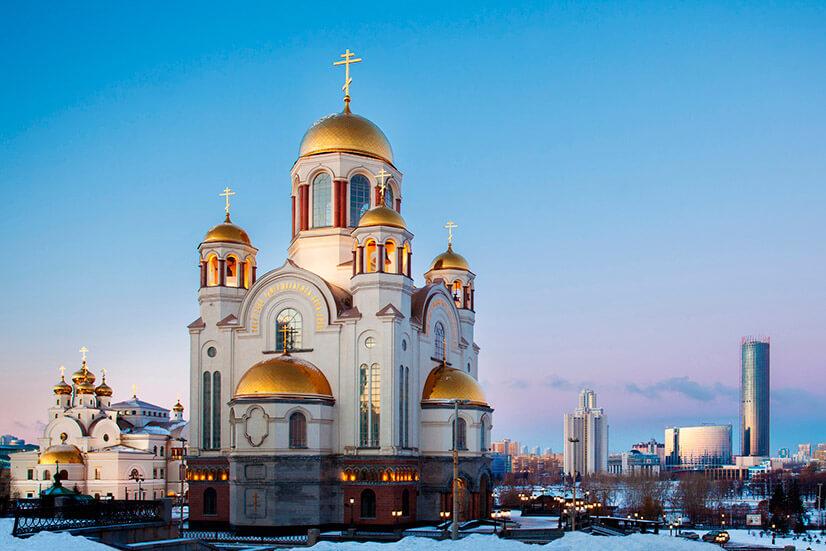 Храм на крови на Урале: история убийства царской семьи