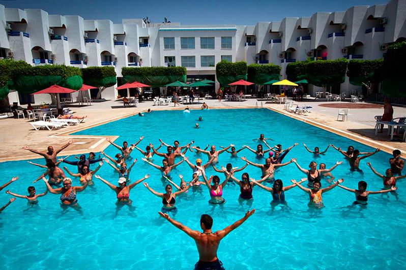 """Тунисский отель """"Les Pyramides"""": сведения о гостинице и отзывы туристов"""